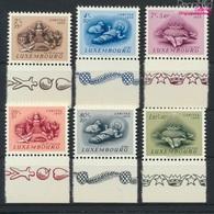 Luxemburg 541-546 (kompl.Ausg.) Postfrisch 1955 Brauchtum (9256336 - Luxemburg