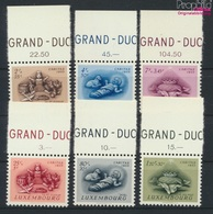 Luxemburg 541-546 (kompl.Ausg.) Postfrisch 1955 Brauchtum (9256337 - Luxemburg