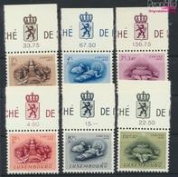 Luxemburg 541-546 (kompl.Ausg.) Postfrisch 1955 Brauchtum (9256338 - Luxemburg