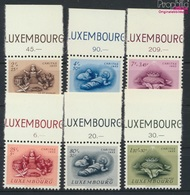 Luxemburg 541-546 (kompl.Ausg.) Postfrisch 1955 Brauchtum (9256339 - Luxemburg
