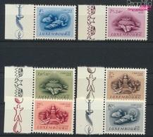 Luxemburg 541-546 (kompl.Ausg.) Postfrisch 1955 Brauchtum (9256340 - Luxemburg