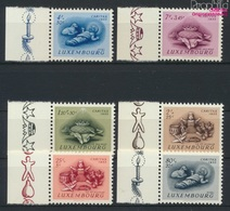 Luxemburg 541-546 (kompl.Ausg.) Postfrisch 1955 Brauchtum (9256341 - Luxemburg