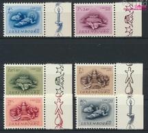 Luxemburg 541-546 (kompl.Ausg.) Postfrisch 1955 Brauchtum (9256344 - Luxemburg