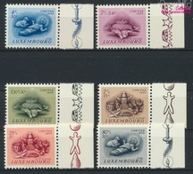 Luxemburg 541-546 (kompl.Ausg.) Postfrisch 1955 Brauchtum (9256345 - Luxemburg