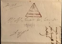 1811 ROCCACONTRADA PER SERRA DE CONTI - Italy