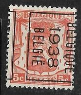 België 1938 Typo Nr. 331B - Typos 1936-51 (Petit Sceau)