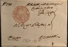 1811 OSIMO PER RECANATI - Italy