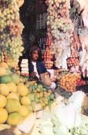 Afghanistan - KABOUL - Fruit Bazaar - Timbre - Par Avion - Afghanistan