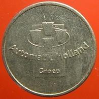 KB026A-3 - AUTOMATIC HOLLAND GROEP  - Dordrecht - WM 22.5mm - Koffie Machine Penning - Coffee Machine Token - Firma's