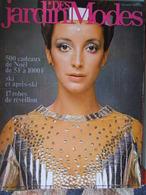 LE JARDIN DES MODES N°575 (déc 1969) Robes De Réveillon - Mode