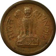 Monnaie, INDIA-REPUBLIC, Naya Paisa, 1960, TB, Bronze, KM:8 - Inde
