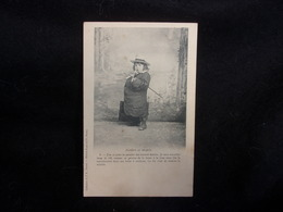 """Arts .Série """"  Peintre  Et Modèle """" N° 1 .Avant 1903. Edition Royer , Nancy.Voir 2 Scans . - Arts"""