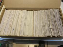 3 )  DEUTSCHLAND  Ca.  3,200 Kg.  Neuere  BRIEFEN  DOPPEL - FRANKATUR  GANZSACHEN  Viele  Mehrfach - Lots & Kiloware (max. 999 Stück)