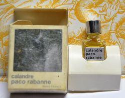 Miniature Calandre Paco Rabanne 1 Ml - Miniatures De Parfum