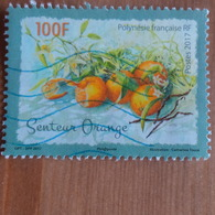 Senteur Orange (Fruit) - Polynésie Française - 2017 - Polynésie Française