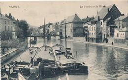 CPA - Belgique - Namur - La Sambre Et Le Musée - Namur