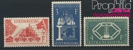 Luxemburg 552-554 (kompl.Ausg.) Postfrisch 1956 Montanunion (8985365 - Luxemburg