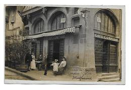 25 Dép.- Carte Postale Photo - Montferrand - Maison De L'Apothicaire Comptoir Gélin - Café Comptoir - Carte Postale Non - France