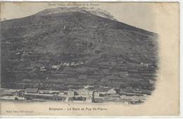 CPA Dept 05 BRIANCON Gare Dos 1900 - Briancon