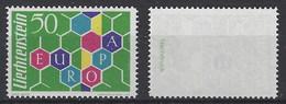 Liechtenstein 0355 ** MNH. 1960 Reimpresion - Liechtenstein