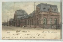 ARLON - La Gare - Nels 31 N° 25 Couleurs - Arlon