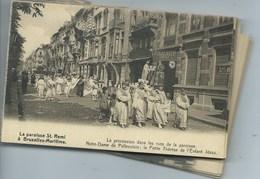La Paroisse Saint Remi à BRUXELLES-Maritime ( Lot De 29 Cartes ) - Transport (sea) - Harbour