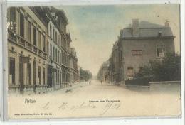 ARLON - Avenue Des Voyageurs - Nels 31 N° 61 Couleurs - Arlon
