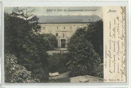 ARLON - Hôtel Et Parc Du Gouvernement Provincial - Nels 31 N° 50 Couleurs - Arlon