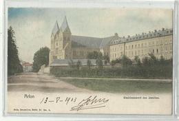 ARLON - Etablissement Des Jésuites - Nels 31 N° 5 Couleurs - Arlon