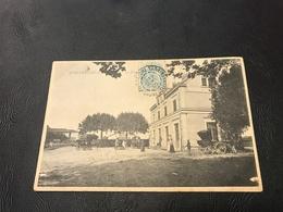 ROMANECHE THORINS La Gare - 1905 Timbrée - Other Municipalities
