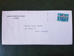 (25072) STORIA POSTALE ITALIA 1985 - 1946-.. République