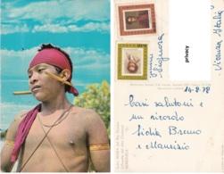 Indio WAIKA Del Rio OCAMO (Affluente Alto Orinoco) Venezuela - America