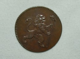 Österreich Niederlande/Austrian Netherlands Belgium Insurrection, 1790, 2 Liards Unc - ...-1831