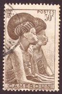 Cameroun  1946 - Local Motives 50c - Cameroun (1915-1959)