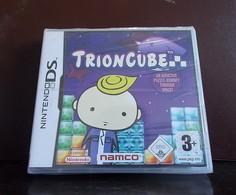 NintendoDS Game * Trioncube * New * Still With Original Plastic - Elektronische Spelletjes