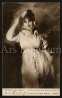 Postcard / CP / Postkaart / Caroline Of Brunswick / By Sir Thomas Lawrence / Queen Of The United Kingdom - Femmes Célèbres