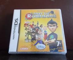 NintendoDS Game * Meet The Robinsons * New * Still With Original Plastic - Elektronische Spelletjes