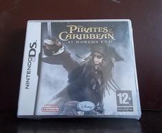 NintendoDS Game * Pirates Of The Caribbean At World's End * New * Still With Original Plastic - Elektronische Spelletjes