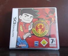 NintendoDS Game * American Dragon Jake Long * New * Still With Original Plastic - Electronic Games