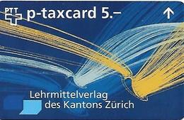 PTT P: KF-237 601L Lehrmittelverlag Des Kantons Zürich - Schweiz