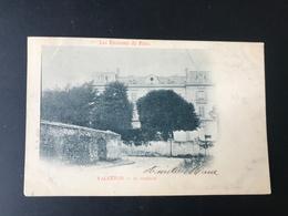 VALENTON - Le Château - Envoyée En 1904 - Valenton