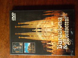DVD BARCELONA & MONTSERRAT - Travel