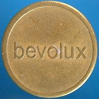 KB048-1a - BEVOLUX - Tilburg (thick Rim Small Letters) - B 20.0mm - Koffie Machine Penning - Coffee Machine Token - Firma's