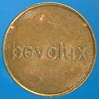 KB048-1b - BEVOLUX - Tilburg (thin Rim Small Letters) - B 20.0mm - Koffie Machine Penning - Coffee Machine Token - Firma's