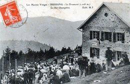 88 - BUSSANG, Le Drumont, Le Bal Champêtre - Tres Rare - Bussang