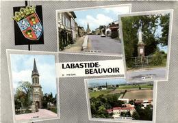 1 Cpsm Labastide Beauvoir - France