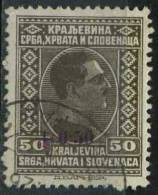 PIA - YUG - 1926 - Pro Inondati Del Danubio  - (Un 183) - 1919-1929 Regno Dei Serbi, Croati E Sloveni