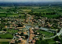 1 Cpsm Martres - Tolosane - Vue Générale Aérienne - France
