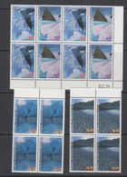 AAT 1996 Landscapes/Landforms 4v Bl Of 4 ** Mnh (42108) - Unused Stamps