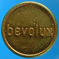 KB048-3a - BEVOLUX - Tilburg (thick Rim Large Letters) - B 20.0mm - Koffie Machine Penning - Coffee Machine Token - Firma's